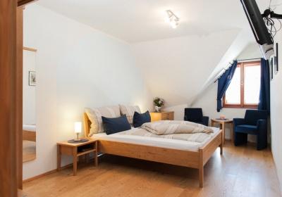 Doppelzimmer Blauer Portugieser